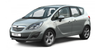 Opel Meriva: Commandes - Instruments et